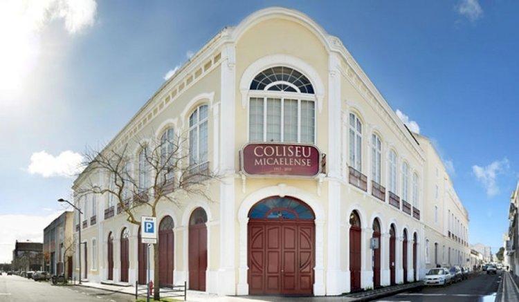 Palco do Coliseu Micaelense recebe Amor Electro Tour JUNTOS a 2 de outubro