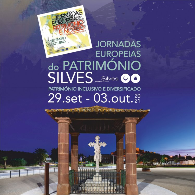Município de Silves associa-se a mais uma edição das Jornadas Europeias do Património