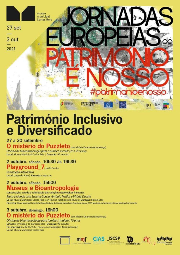 Jornadas Europeias do Património, em Torres Novas