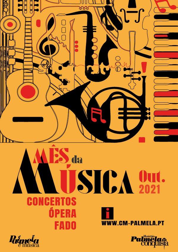 Palmela comemora Dia Mundial da Música